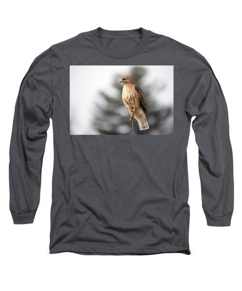Hal The Hybrid Portrait 1 Long Sleeve T-Shirt