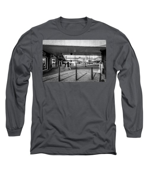 Hale Barns Square Long Sleeve T-Shirt