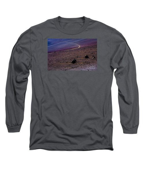 Long Sleeve T-Shirt featuring the photograph Haleakala 2 by M G Whittingham