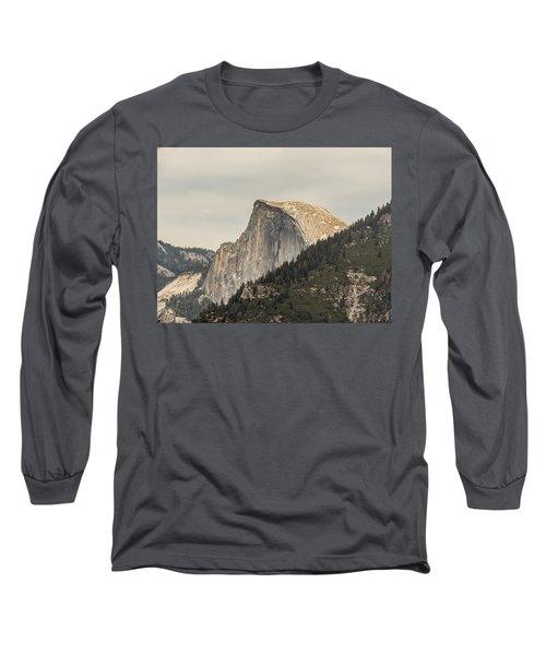 Half Dome Yosemite Valley Yosemite National Park Long Sleeve T-Shirt