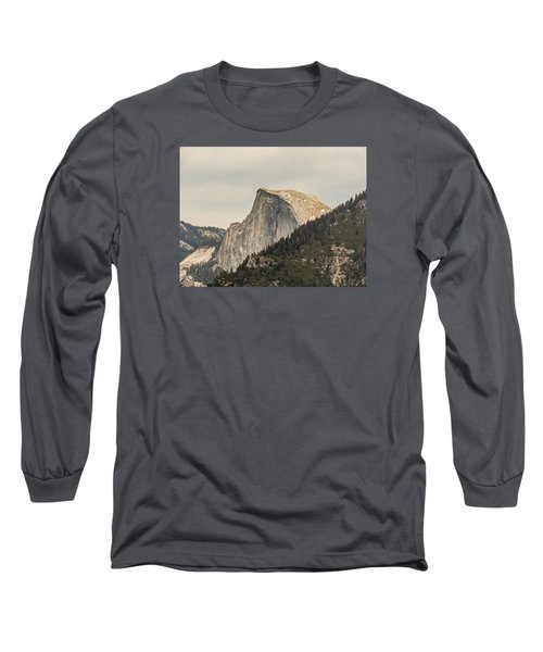 Half Dome Yosemite Valley Yosemite National Park Long Sleeve T-Shirt