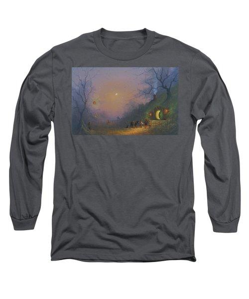 A Shire Halloween  Long Sleeve T-Shirt