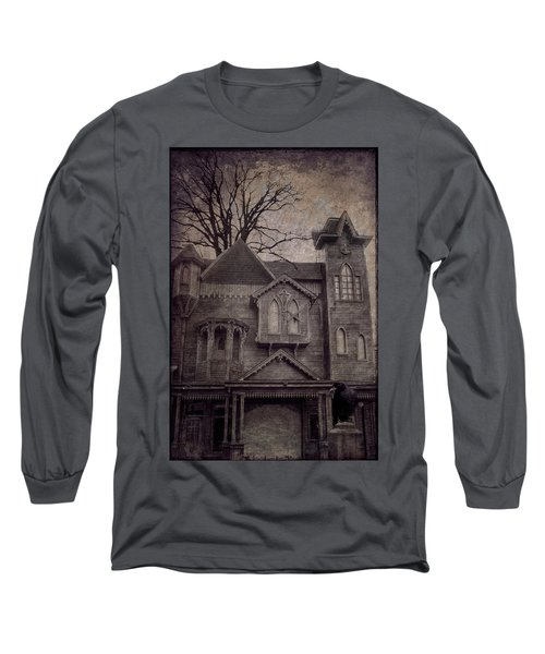 Halloween In Old Town Long Sleeve T-Shirt