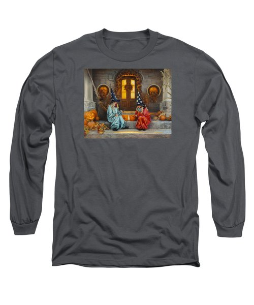 Halloween Sweetness Long Sleeve T-Shirt