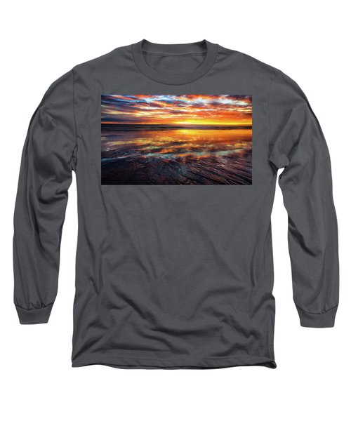Hampton Beach Long Sleeve T-Shirt