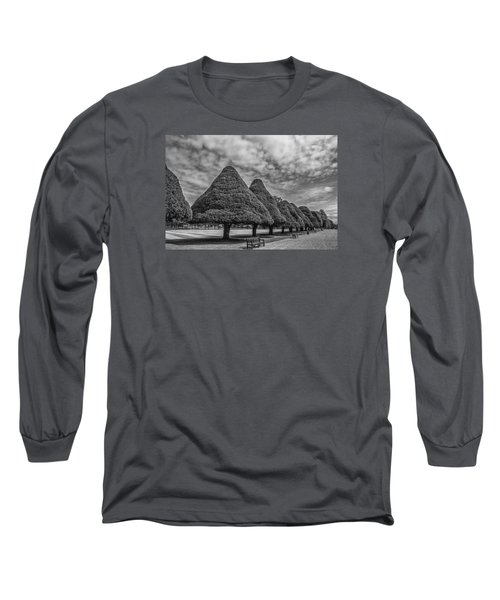 Hampton Palace Gardens Long Sleeve T-Shirt