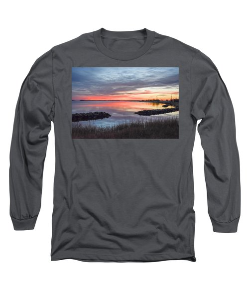 Hampton Sunrise Long Sleeve T-Shirt