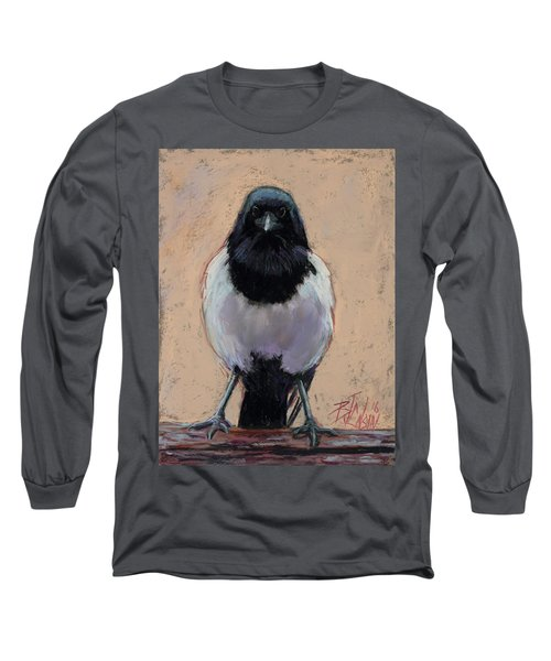 Hand Over That Lunchbox Long Sleeve T-Shirt by Billie Colson