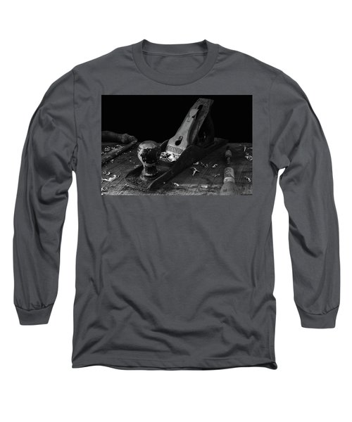 Long Sleeve T-Shirt featuring the photograph Hand Tools  by Richard Rizzo