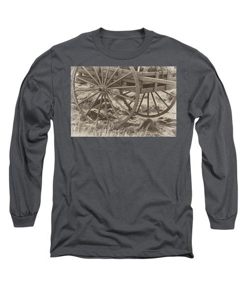 Handcart Long Sleeve T-Shirt