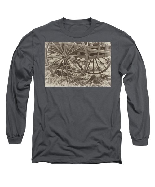 Handcart Long Sleeve T-Shirt