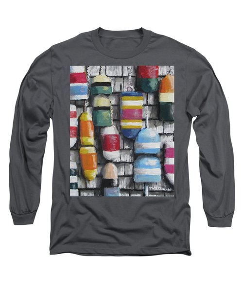 Hanging With The Buoys Long Sleeve T-Shirt