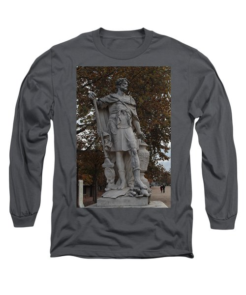 Hannibal Barca In Paris Long Sleeve T-Shirt