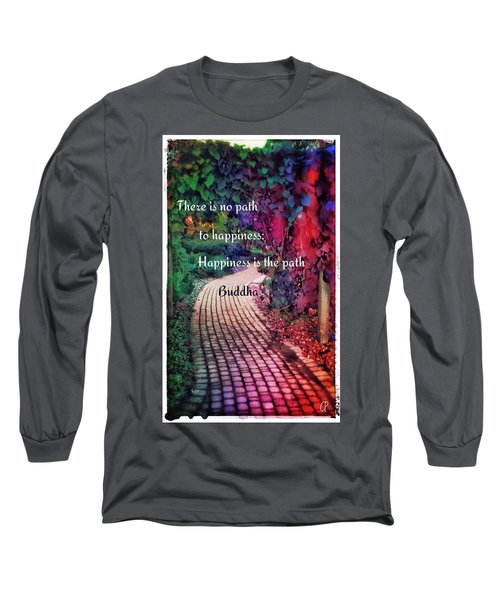 Happiness Path Long Sleeve T-Shirt