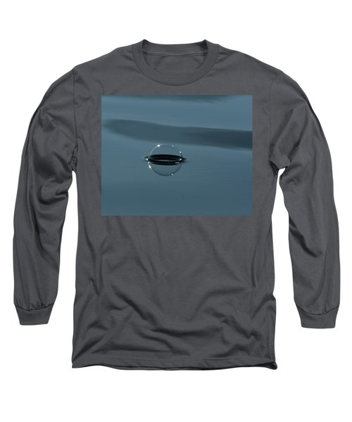 Long Sleeve T-Shirt featuring the photograph Happy Bubble by Cathie Douglas