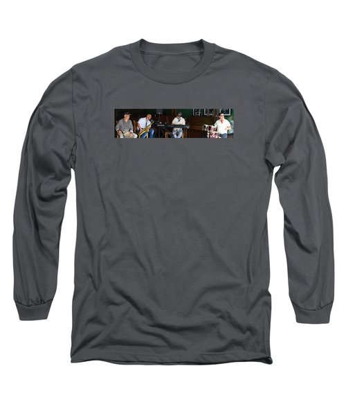 Happy Cuban Band Long Sleeve T-Shirt
