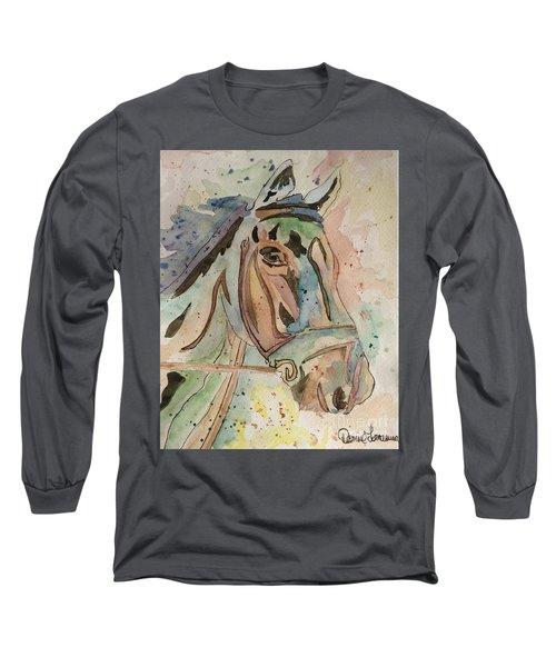Happy Horse Long Sleeve T-Shirt