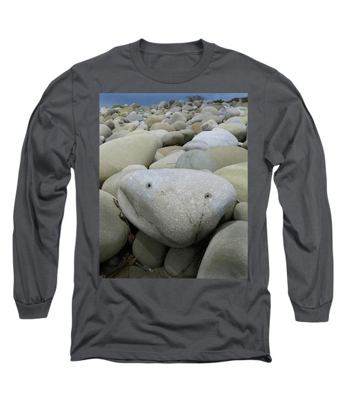 Happy Rock Long Sleeve T-Shirt