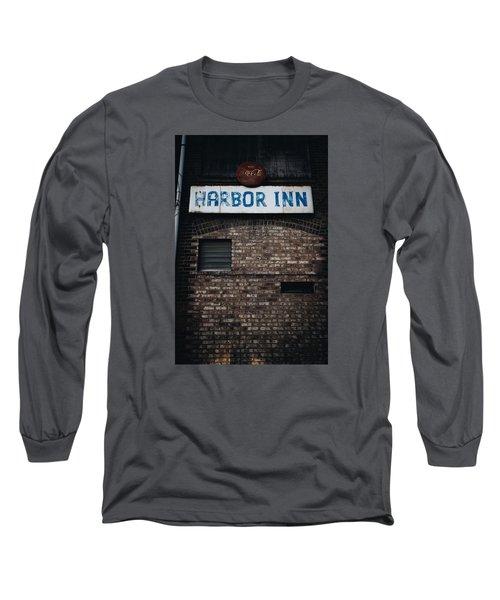 Harbor Inn Long Sleeve T-Shirt