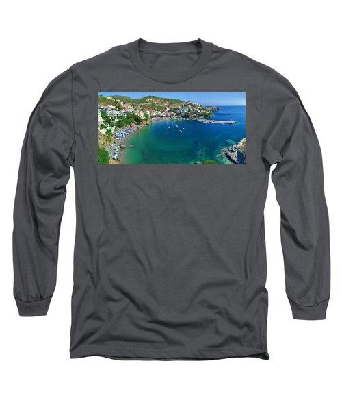 Harbor Of Bali Long Sleeve T-Shirt