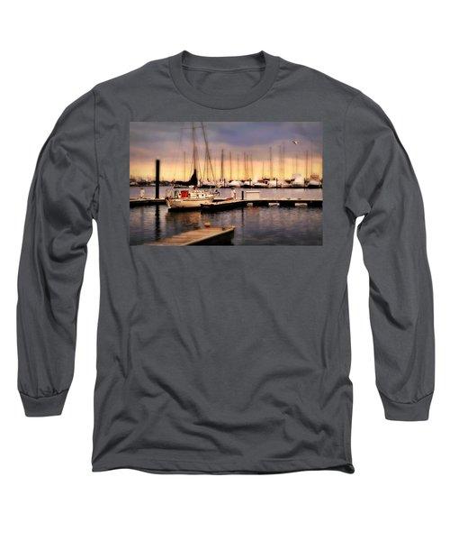 Harbor Point Stamford Long Sleeve T-Shirt