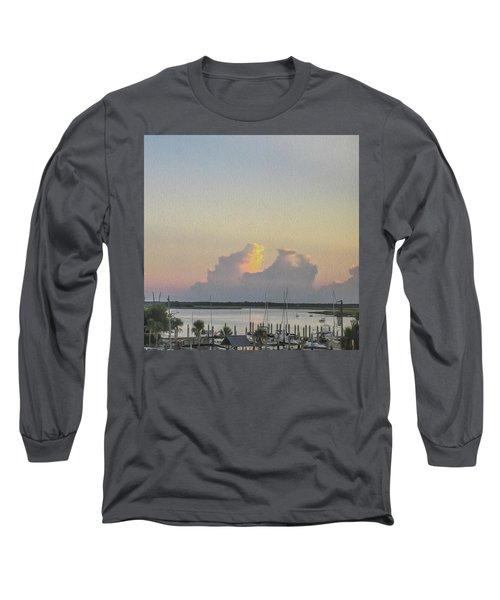 Harbor The Evening Long Sleeve T-Shirt