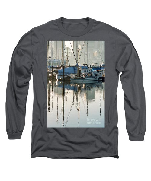 Harbour Fishboats Long Sleeve T-Shirt
