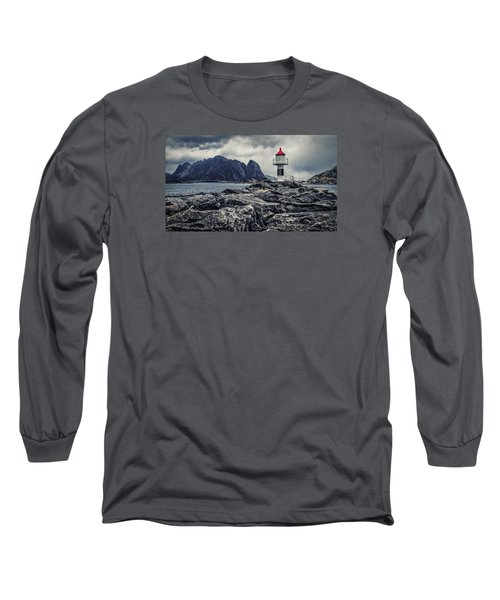 Harbour Lighthouse Long Sleeve T-Shirt