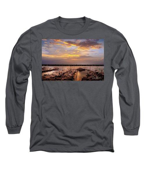 Harbour Sunsent Long Sleeve T-Shirt