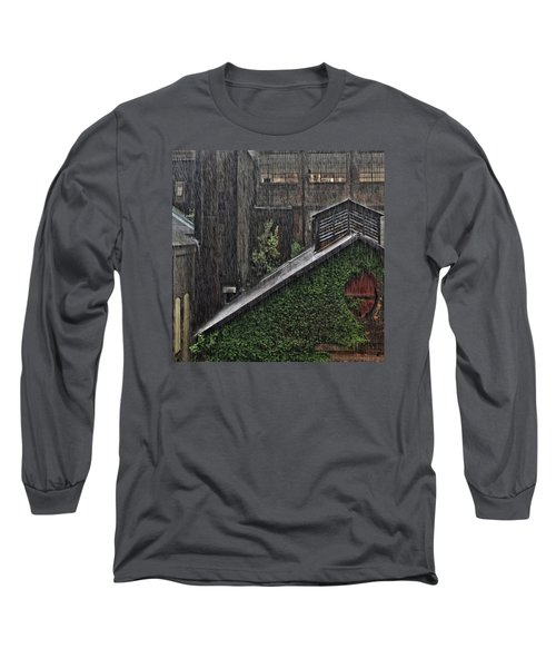 Hard Rain Long Sleeve T-Shirt