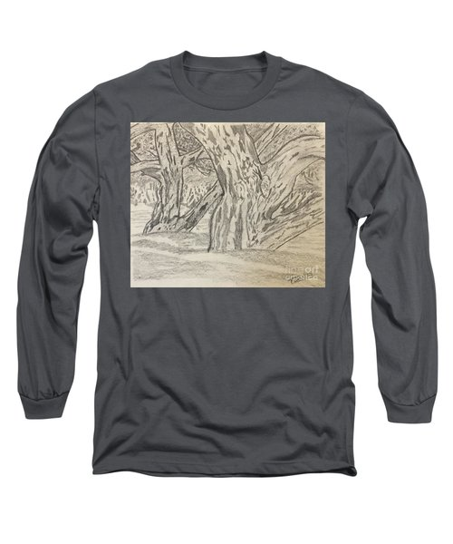 Hardwoods Long Sleeve T-Shirt