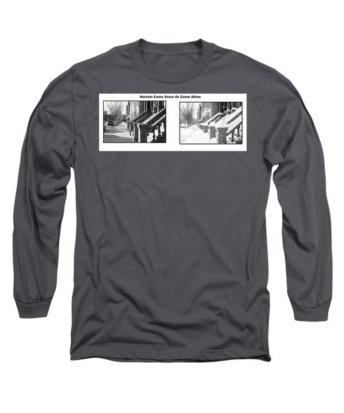 Harlem Summer Winter Long Sleeve T-Shirt