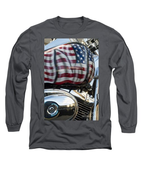 Harley Davidson 7 Long Sleeve T-Shirt