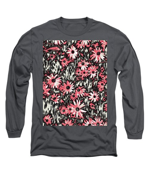 Harmonic Diffusions Long Sleeve T-Shirt