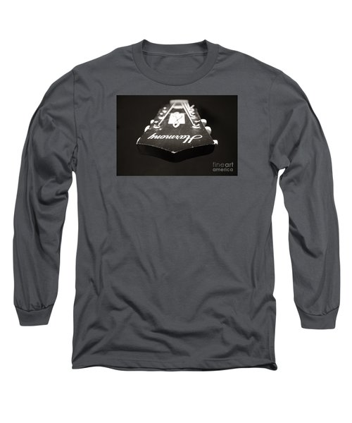 Long Sleeve T-Shirt featuring the photograph Harmony Head by Paul Cammarata