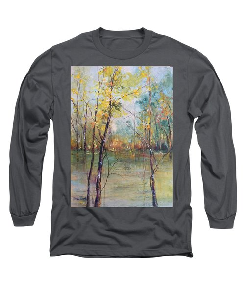 Harmony In Perfect Key Long Sleeve T-Shirt by Robin Miller-Bookhout