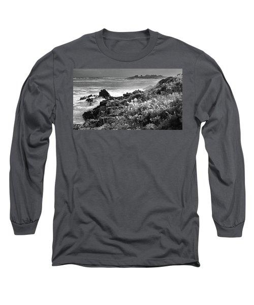 Harpswell, Maine No. 56-1 Long Sleeve T-Shirt