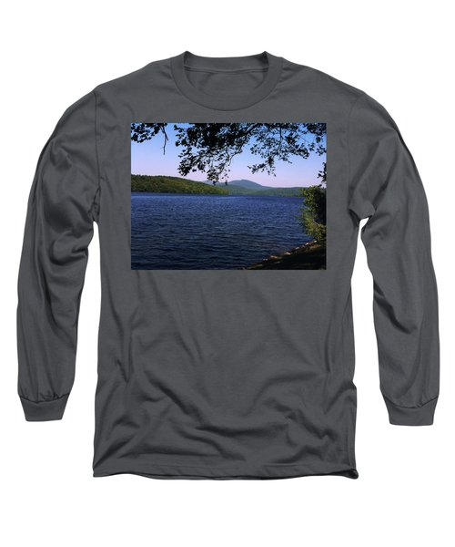 Harriman Long Sleeve T-Shirt by GJ Blackman