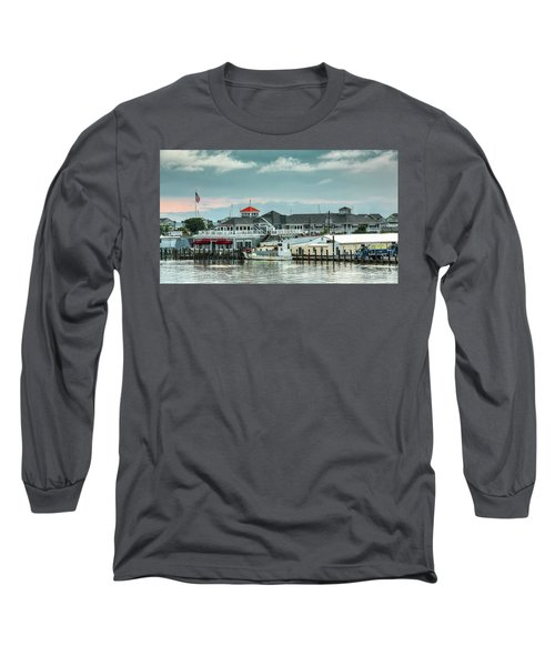 Harris Crab House Long Sleeve T-Shirt
