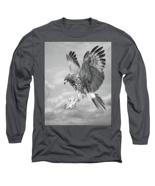 Harris's Hawk Long Sleeve T-Shirt