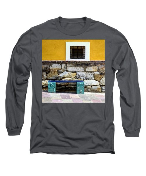 Hartberg Bench Long Sleeve T-Shirt