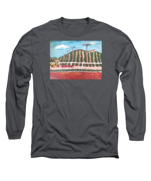 Harvest Season Temecula Long Sleeve T-Shirt