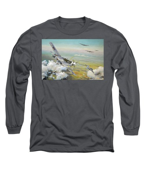 Haslope's Komet Long Sleeve T-Shirt by Colin Parker