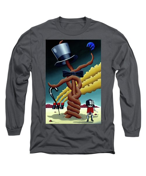 Hats Off Long Sleeve T-Shirt