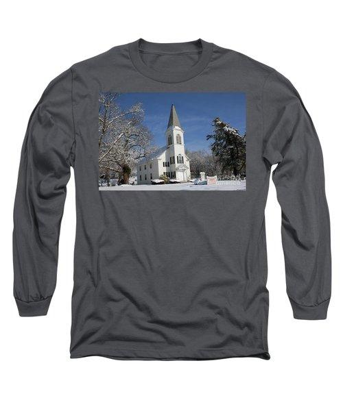 Hauppauge United Methodist Church  Long Sleeve T-Shirt