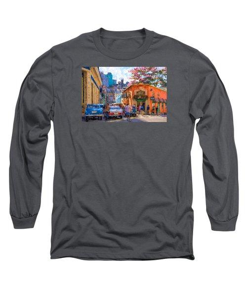 Havana In Bloom Long Sleeve T-Shirt