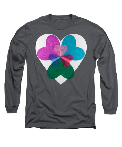 Have A Heart Long Sleeve T-Shirt