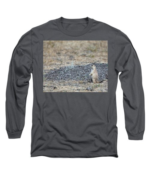Having A Look Long Sleeve T-Shirt