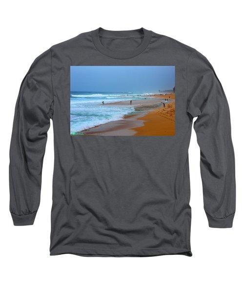 Hawaii - Sunset Beach Long Sleeve T-Shirt