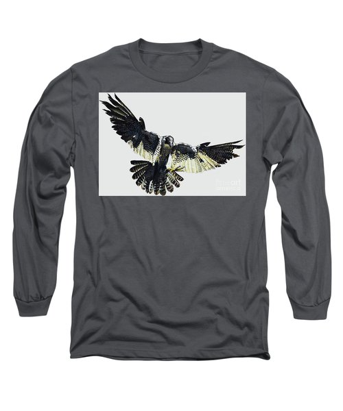 Hawk Long Sleeve T-Shirt